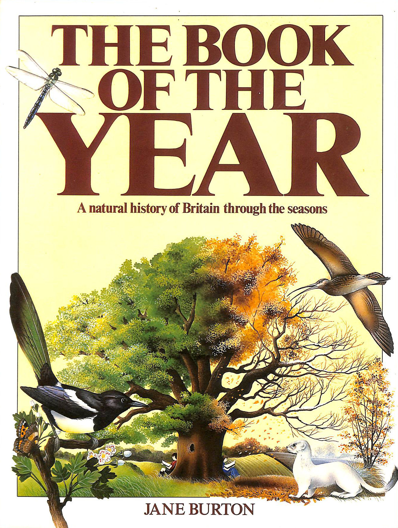 Image for The Book of the Year: A Natural History of Britain Through the        Seasons