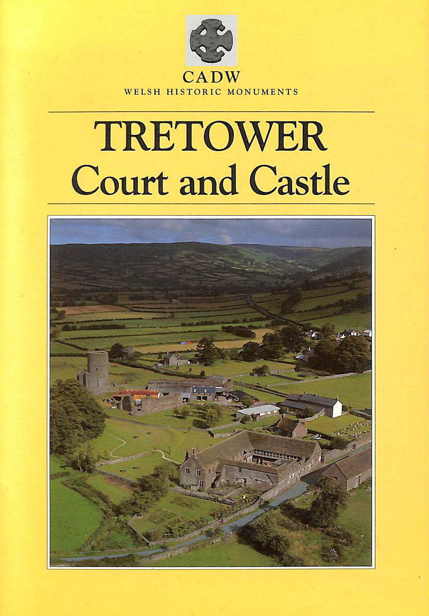 Image for Tretower Court and Castle (CADW Guidebooks)