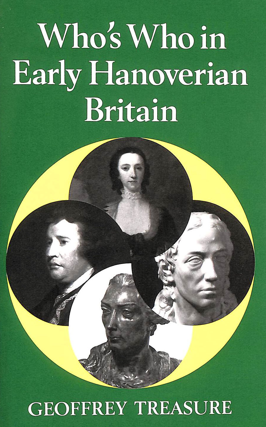 Image for Who's Who in Early Hanoverian Britain
