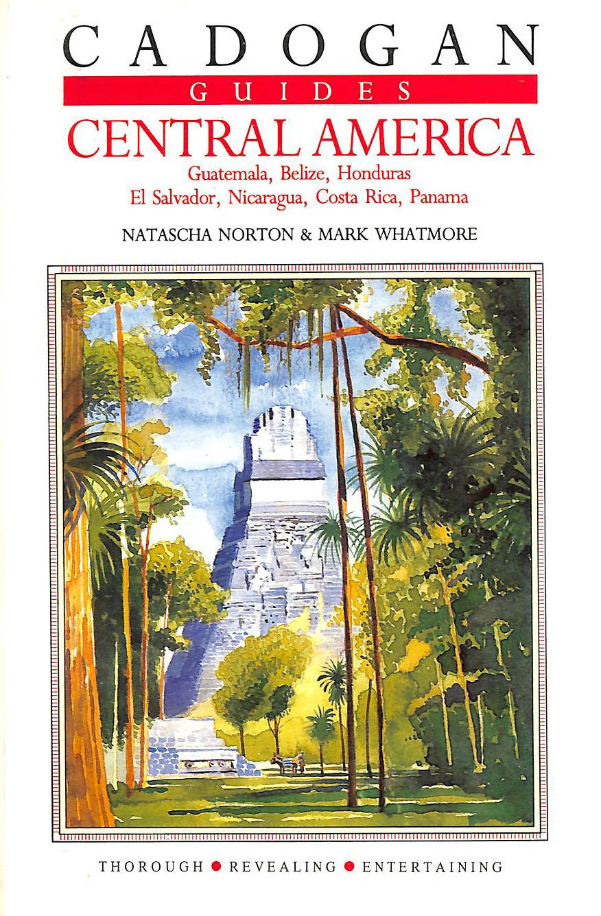 Image for Central America (Cadogan Guides)