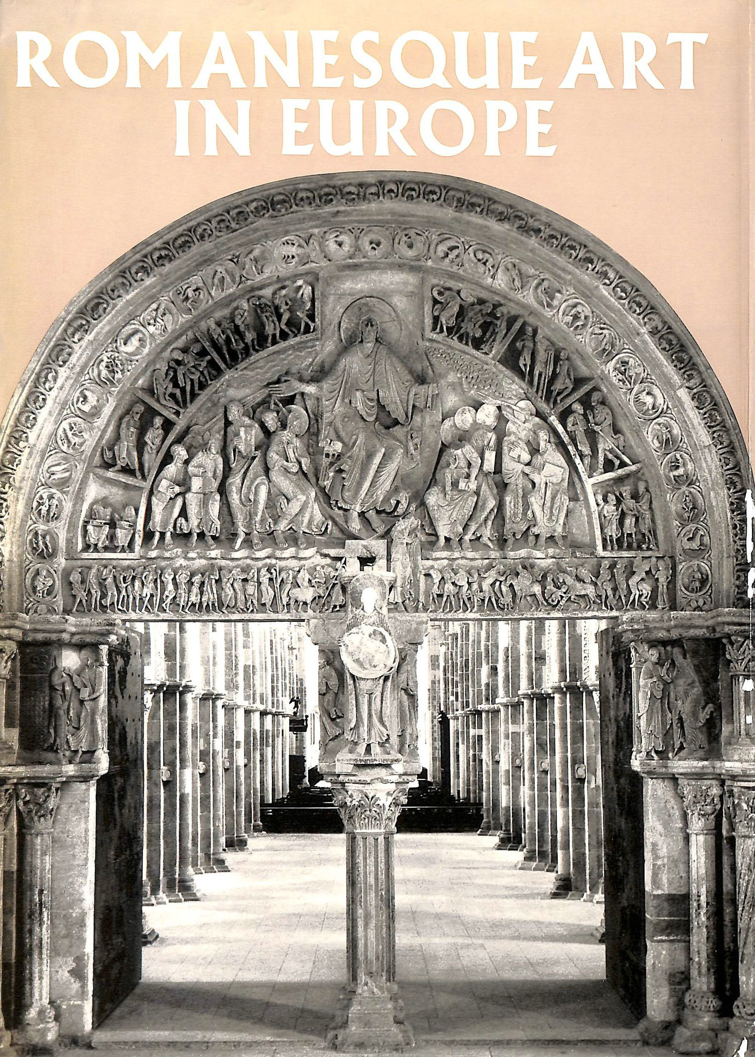 Image for Romanesque Art in Europe