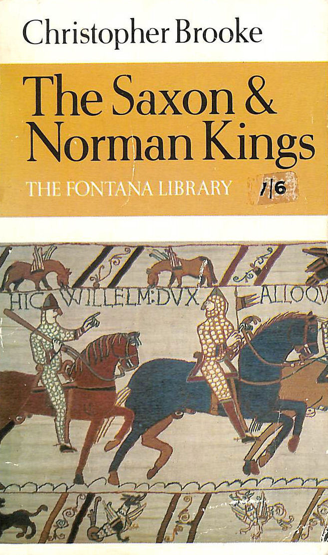 Image for The Saxon and Norman Kings