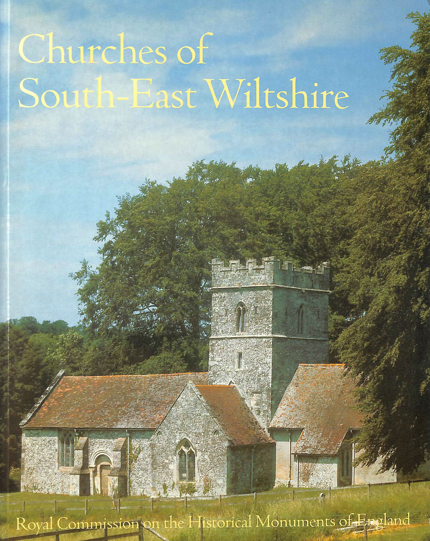 Image for Churches of South-east Wiltshire