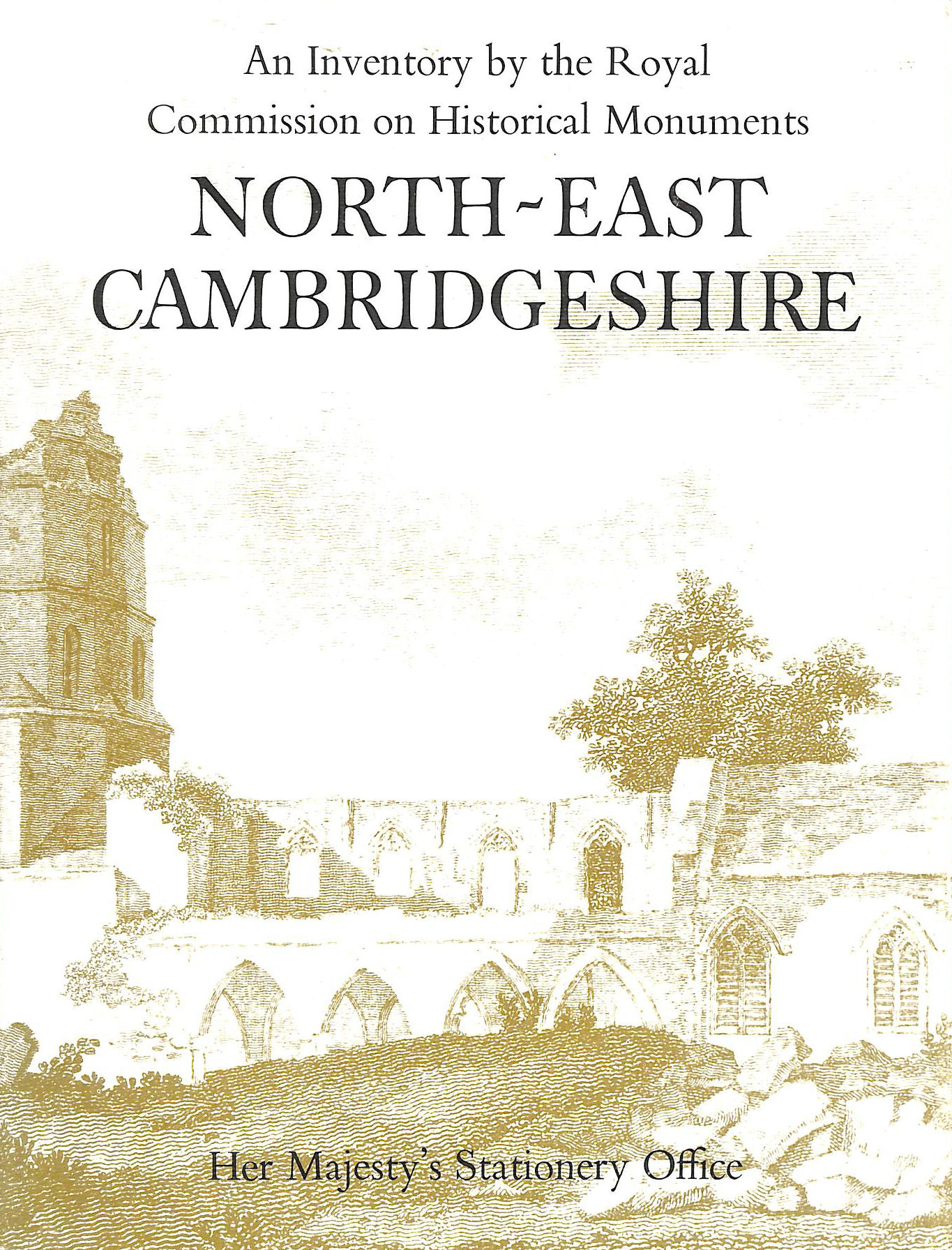 Image for Inventory of the Historical Monuments in the County of Cambridge: North-east v. 2