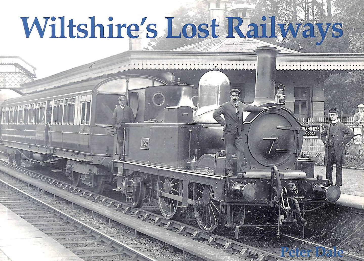 Image for Wiltshire's Lost Railways