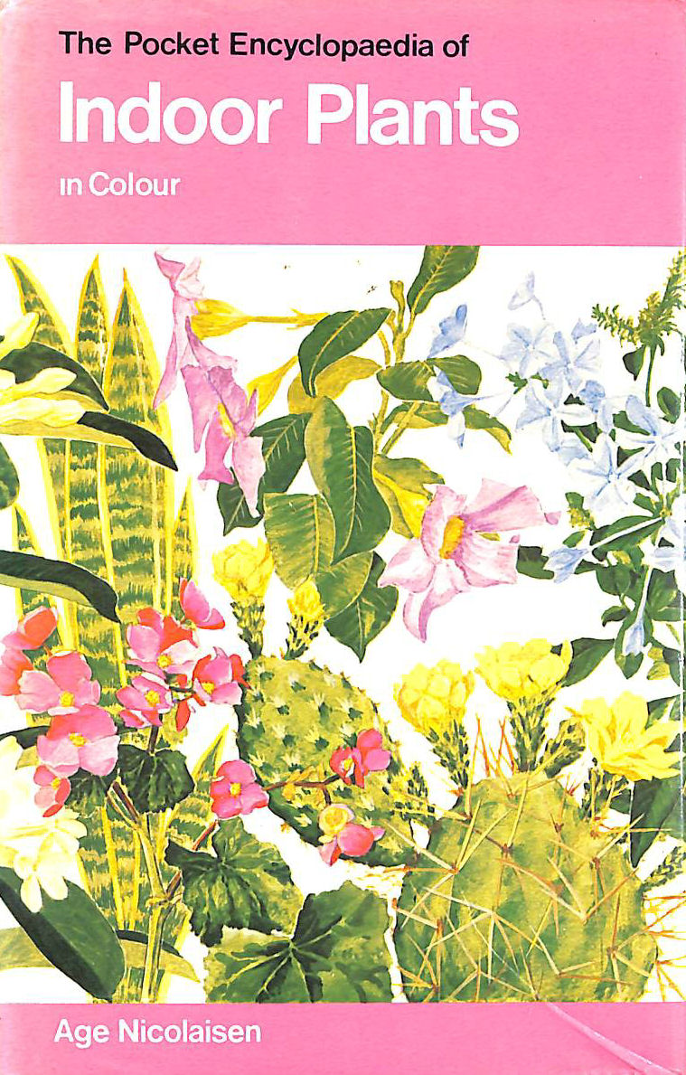 Image for Pocket Encyclopaedia of Indoor Plants (Colour)