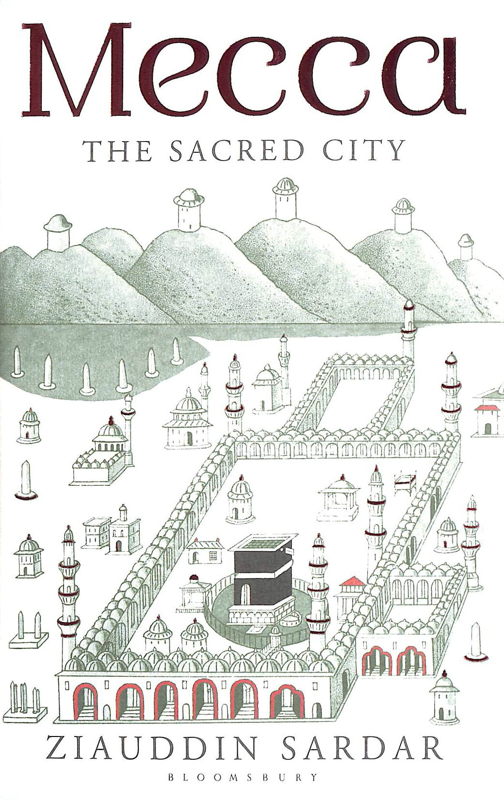 Image for Mecca: The Sacred City