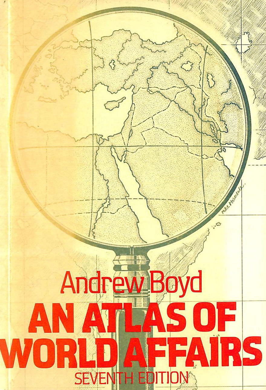 Image for An Atlas of World Affairs