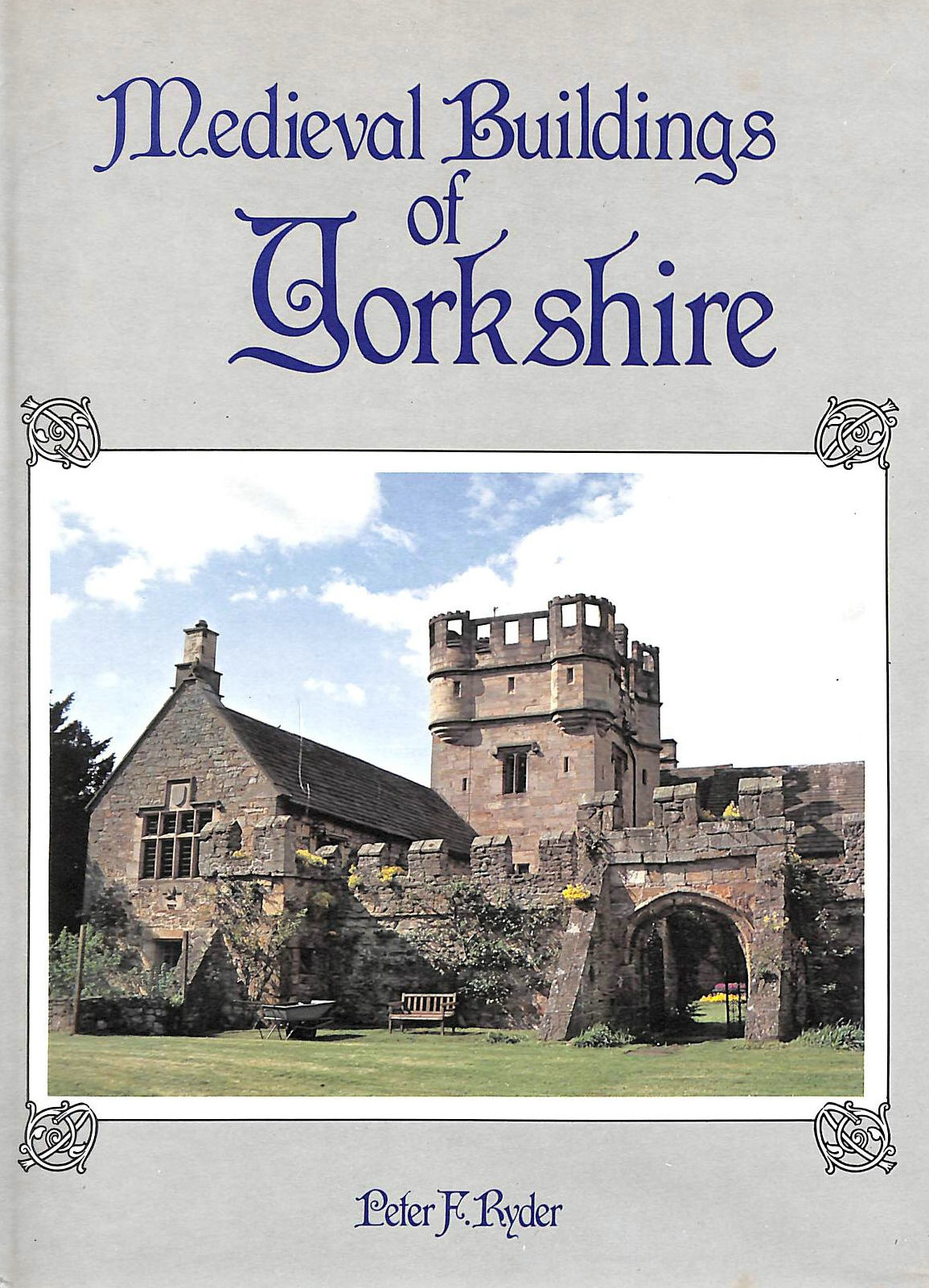 Image for Medieval Buildings of Yorkshire
