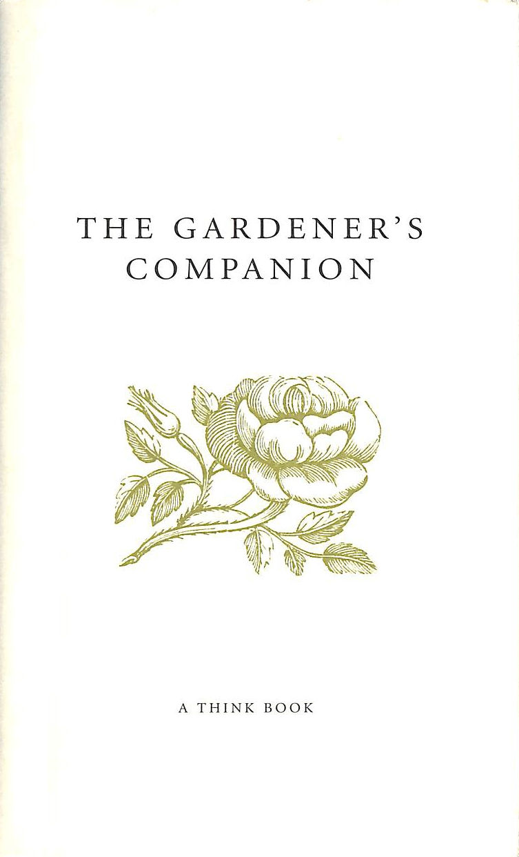 Image for The Gardener's Companion