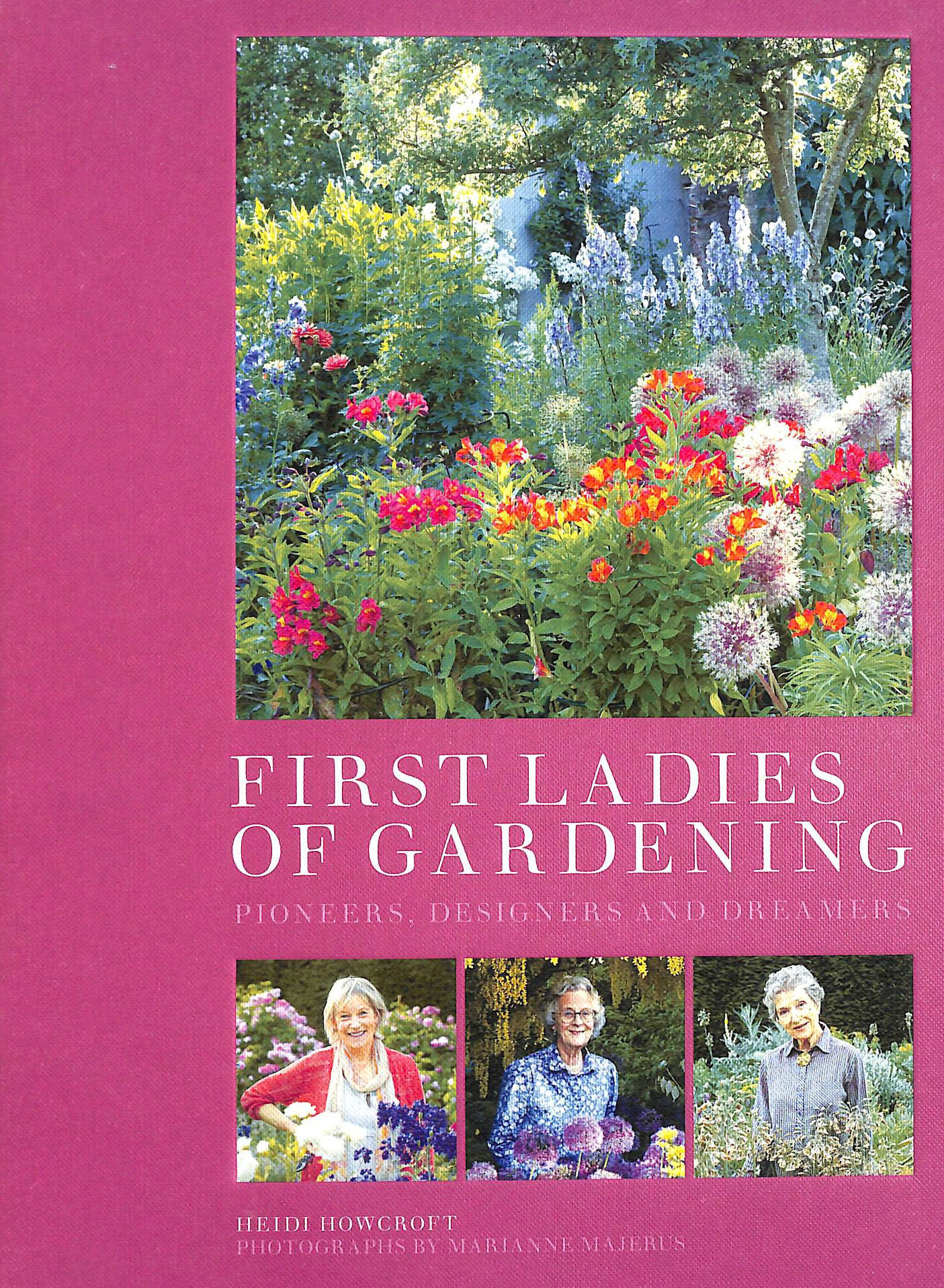 Image for First Ladies of Gardening