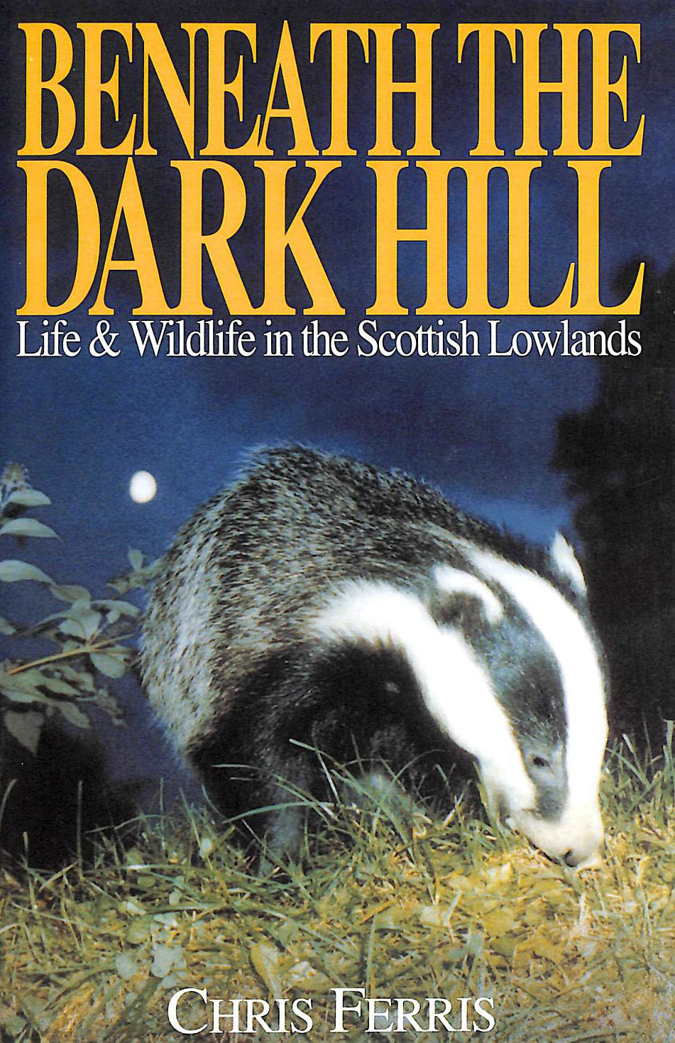 Image for Beneath the Dark Hill: Life and Wildlife in Scottish Lowlands