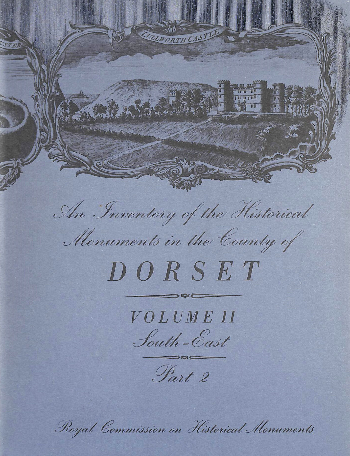 Image for Dorset Volume 2 South-East. Part 2
