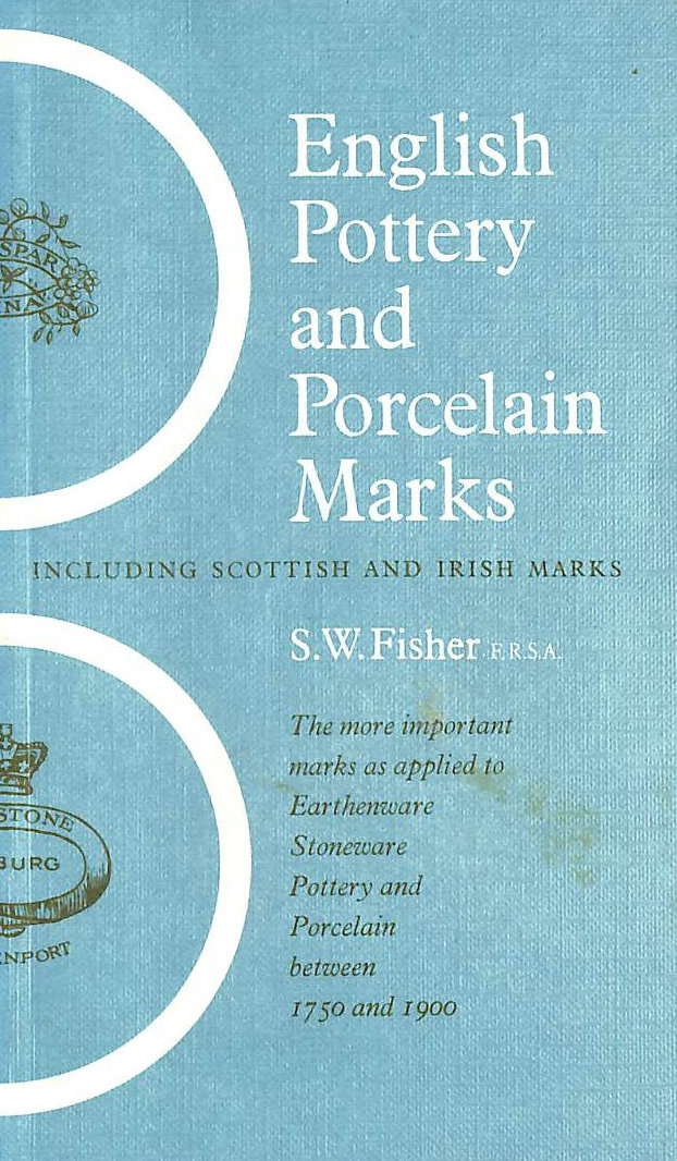 Image for English Pottery and Porcelain Marks