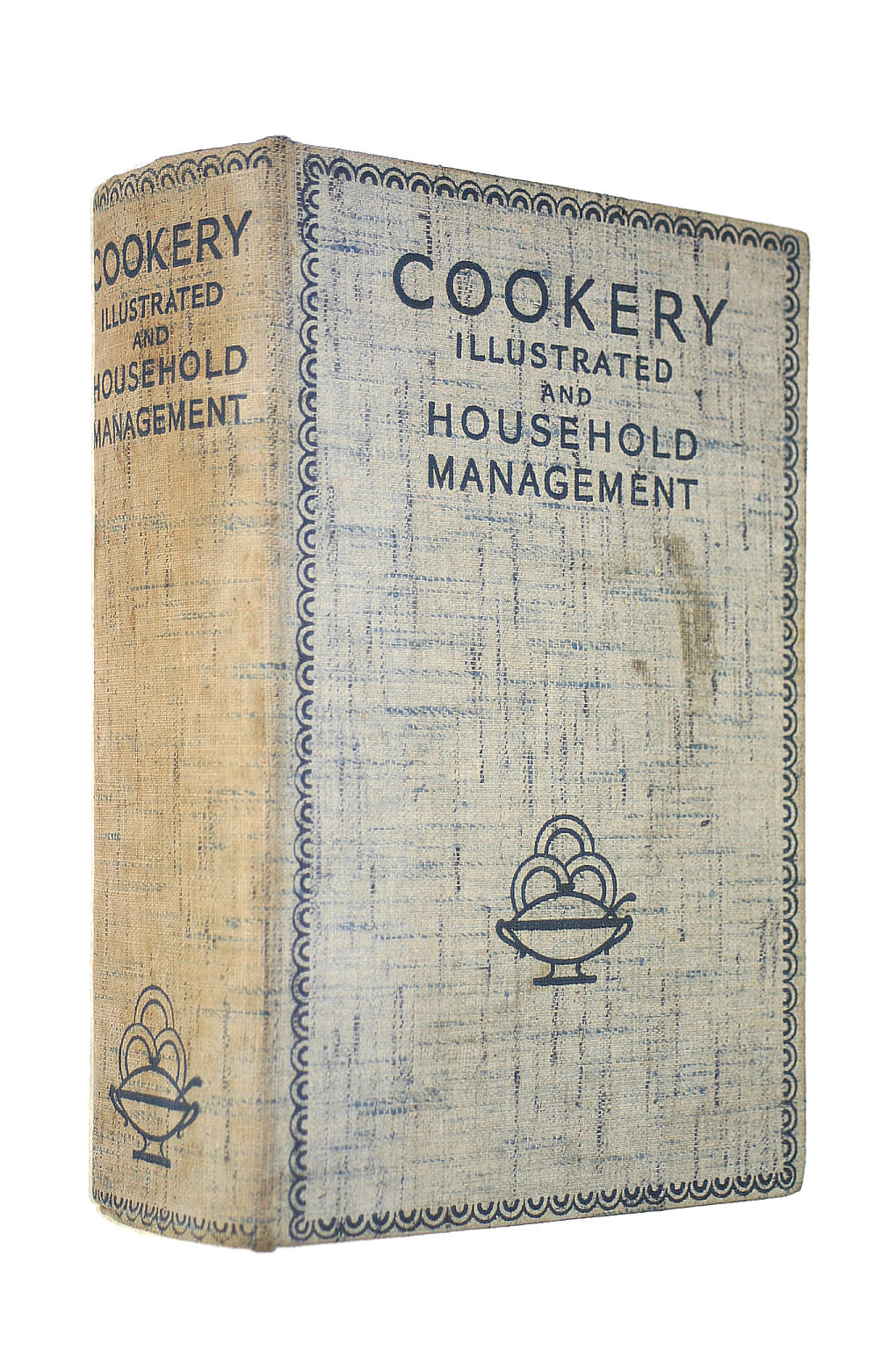 Image for Cookery Illustrated and Household Management