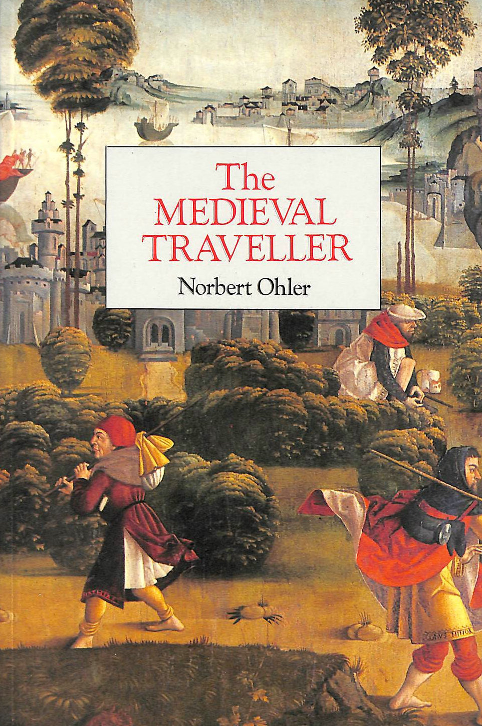 Image for The Medieval Traveller