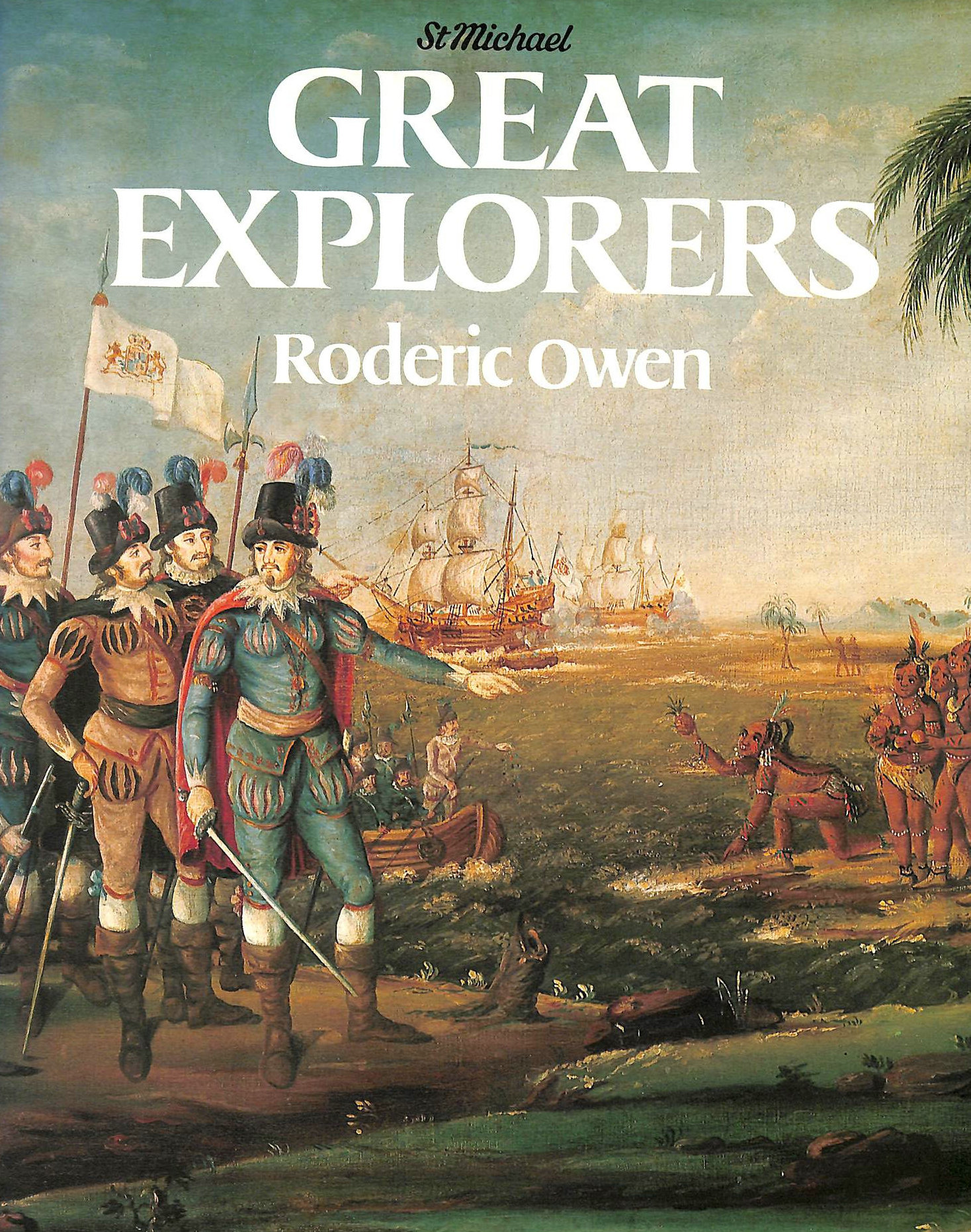 Image for Great Explorers