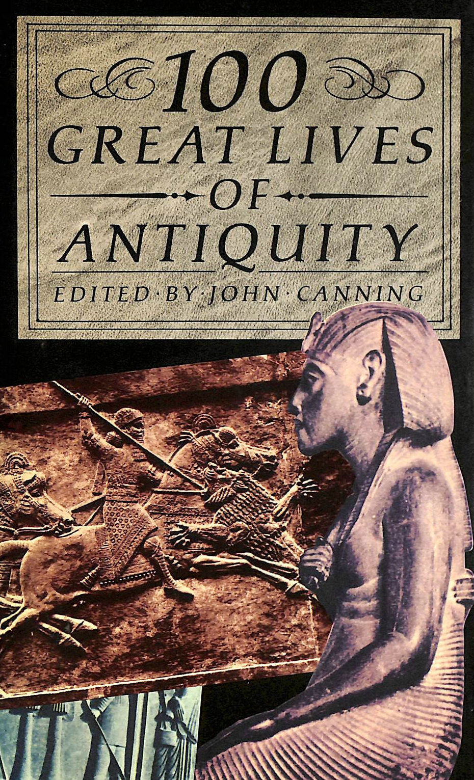 Image for 100 Great Lives of Antiquity