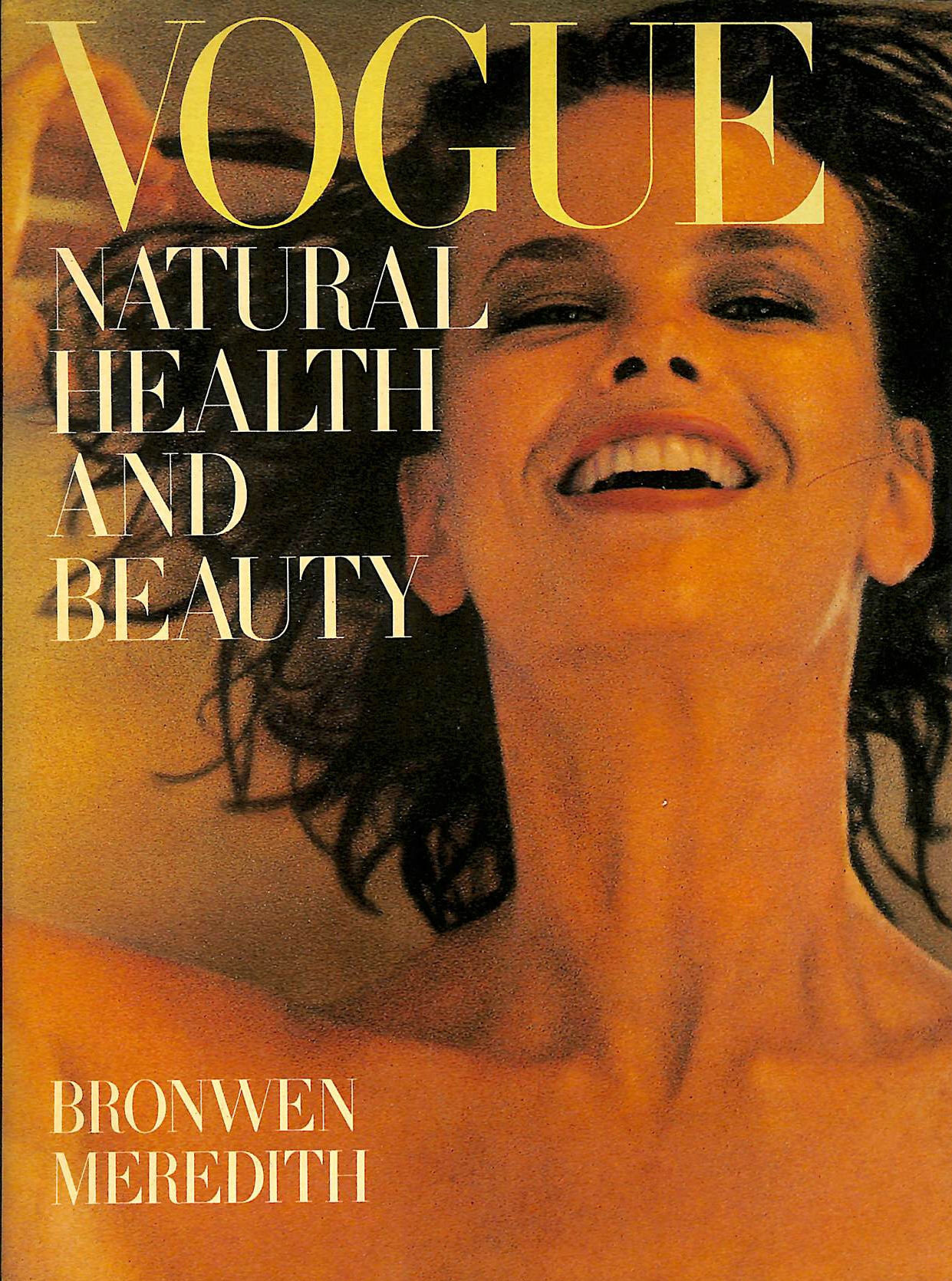 Image for Vogue Natural Health and Beauty