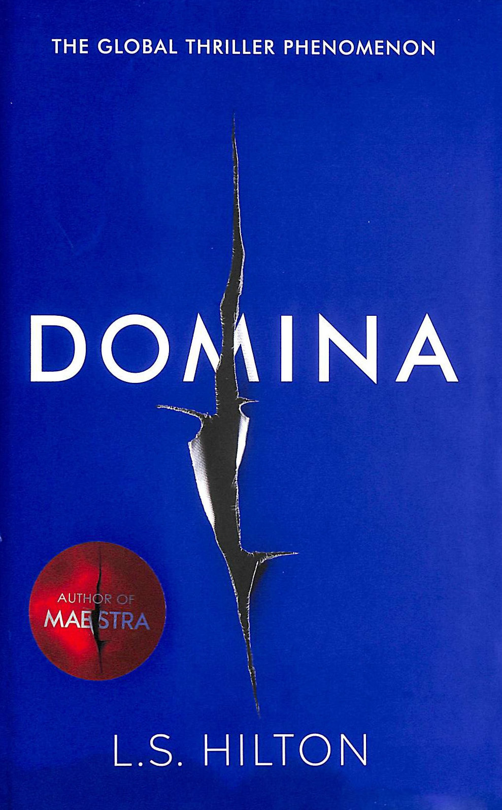 Image for Domina: More dangerous. More shocking. The thrilling new bestseller from the author of MAESTRA (Maestra 2)