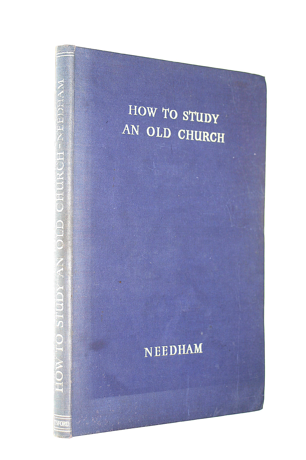 Image for How to Study an Old Church