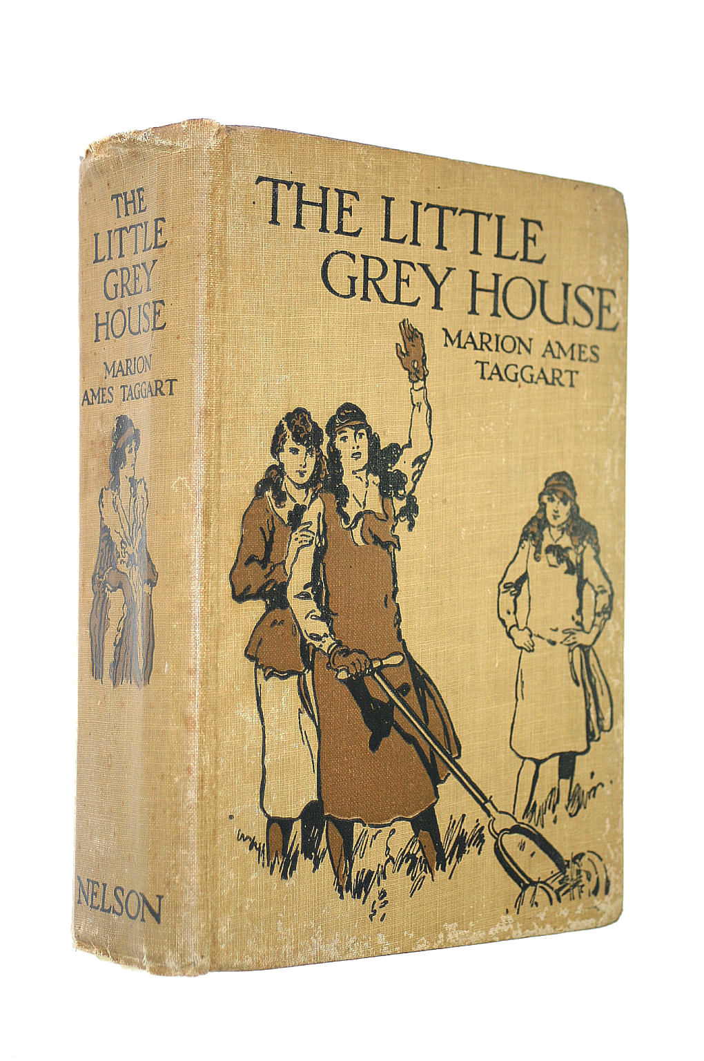 Image for THE LITTLE GREY HOUSE