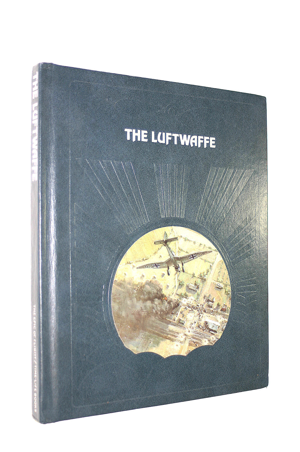 Image for The Luftwaffe (Epic of Flight S.)