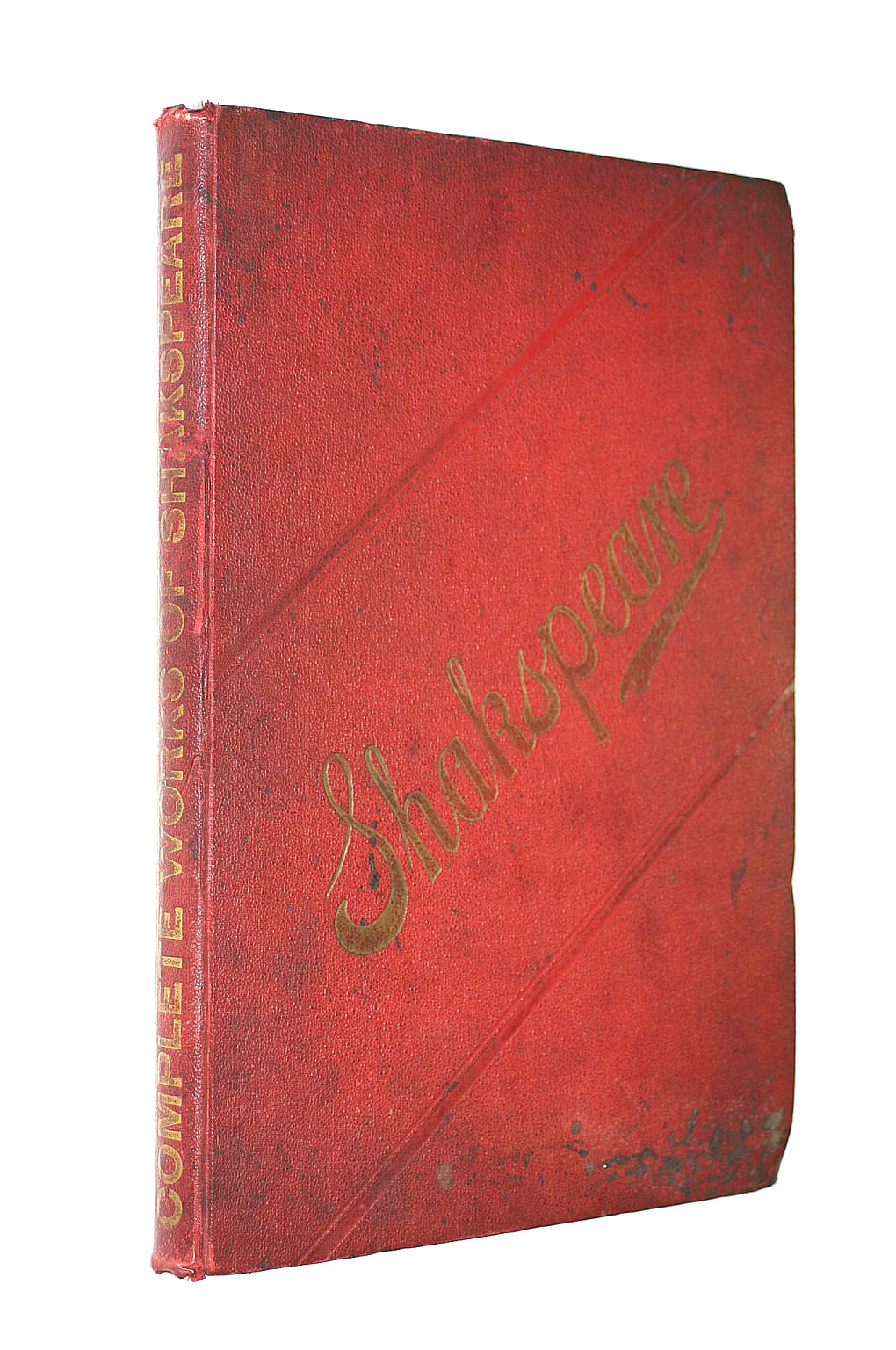 Image for Complete Works of William Shakspeare