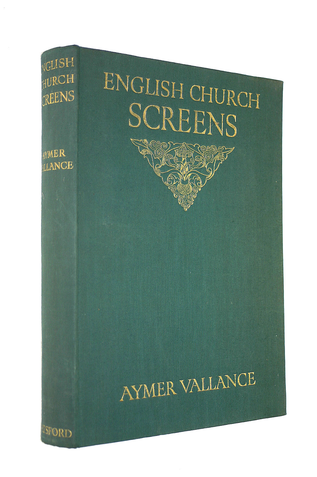 Image for English Church Screens. Being Great Roods, Screenwork and Rood-Lofts Of Parish Churches In England and Wales
