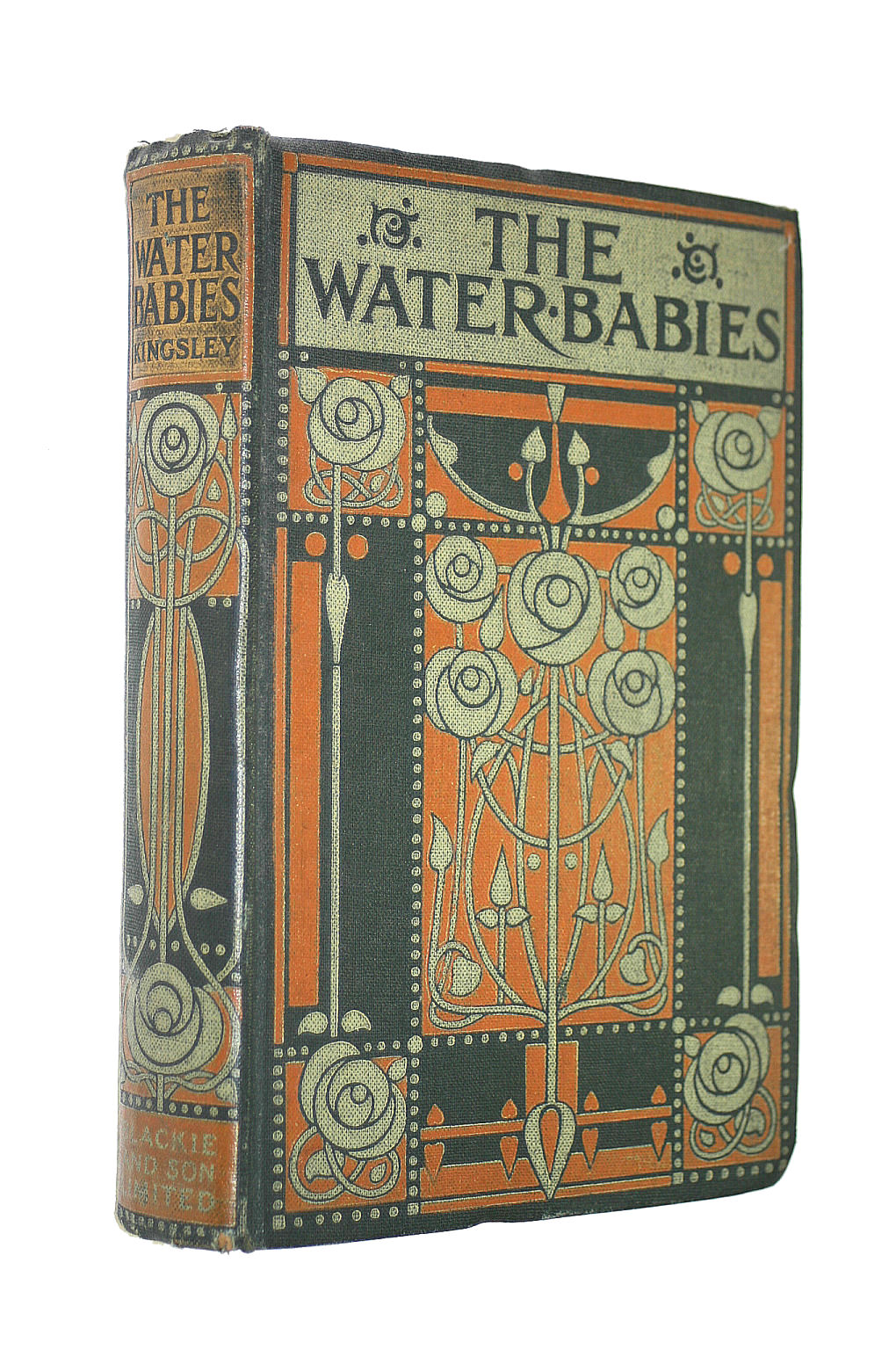 Image for The Water-Babies. A Fairy Tale for a Land-Baby,