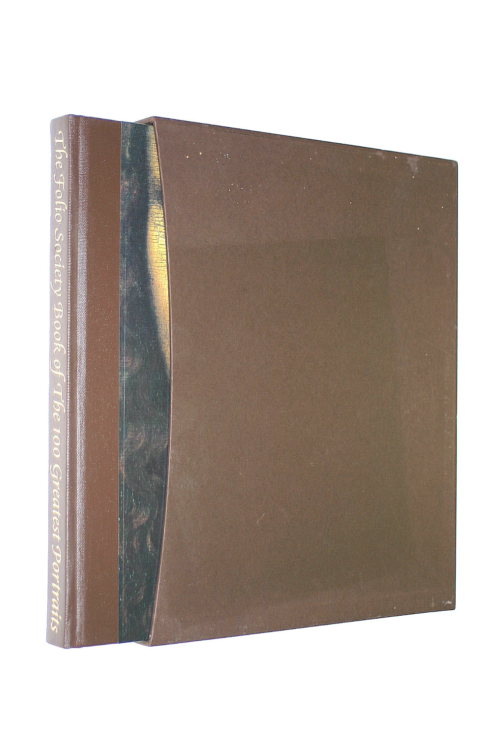 Image for The Folio Society Book of the 100 Greatest Paintings