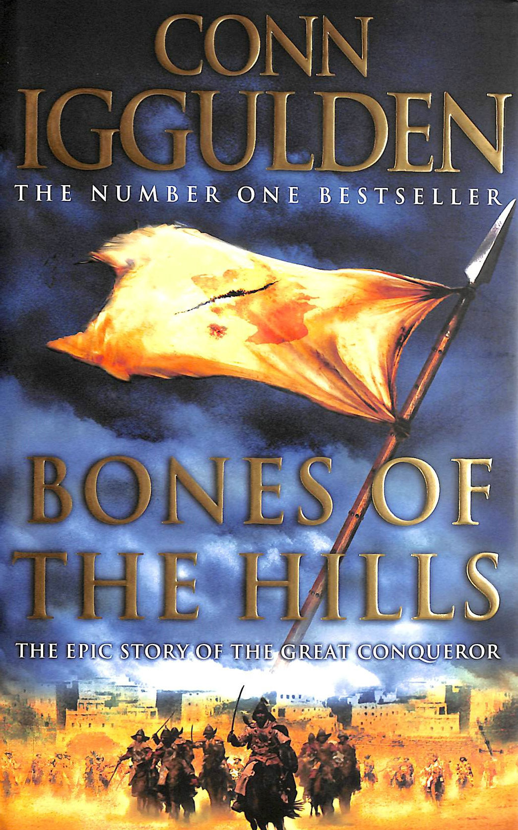 Image for Bones of the Hills