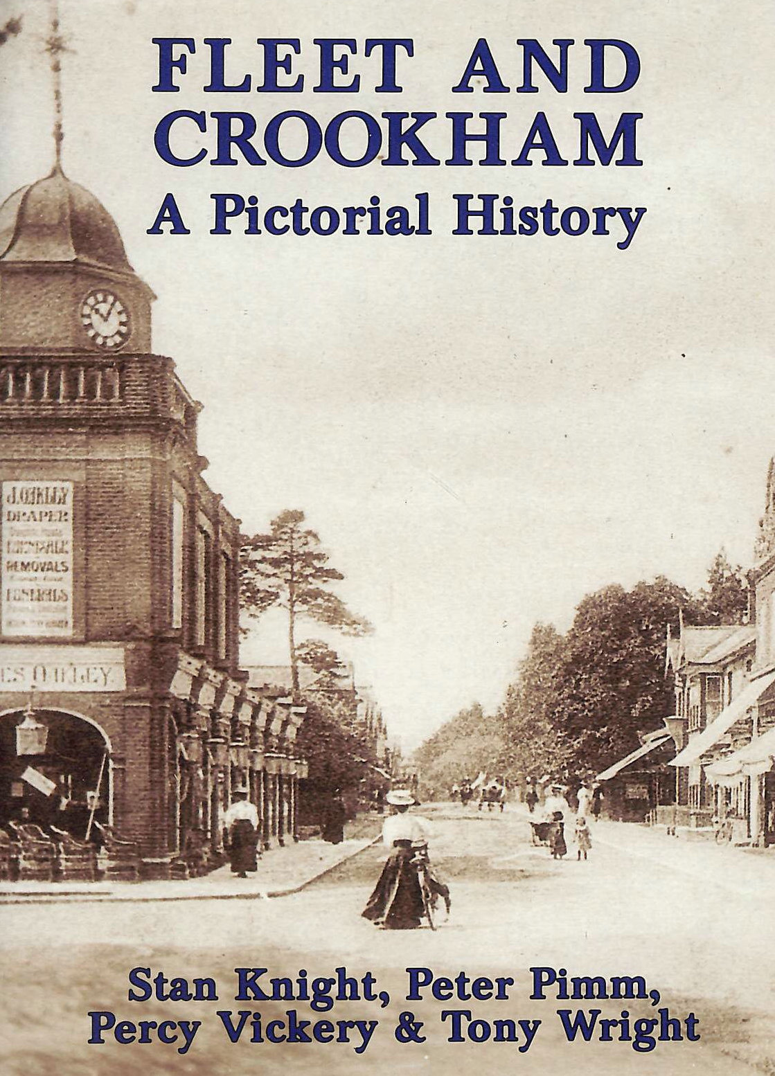 Image for Fleet and Crookham: A Pictorial History (Pictorial History Series)