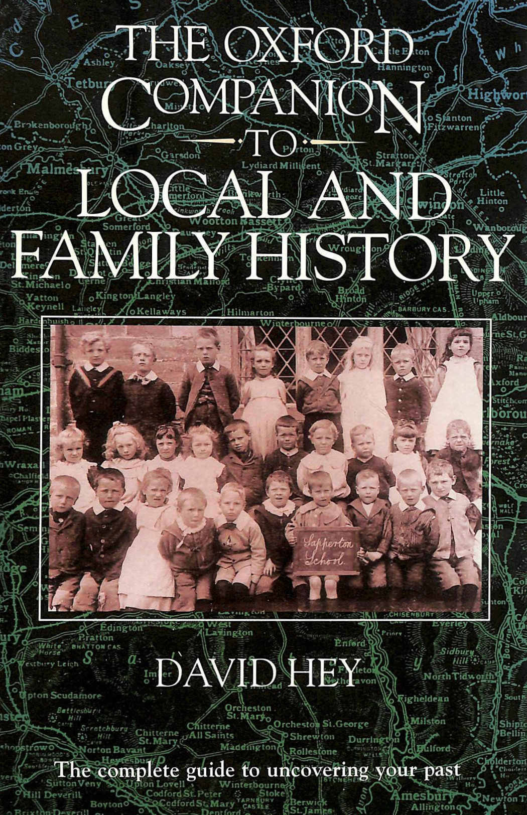 Image for The Oxford Companion to Local and Family History