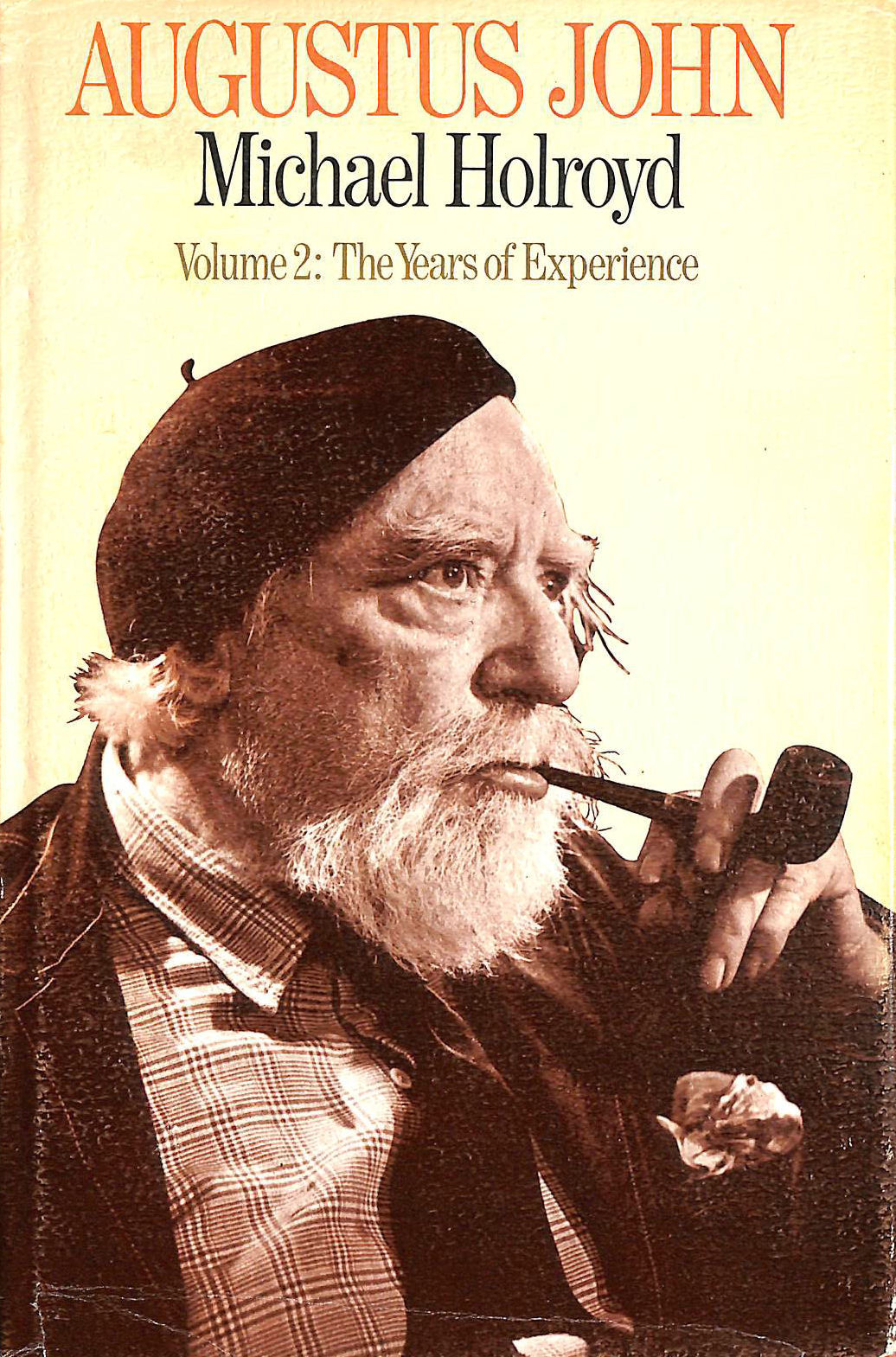 Image for Augustus John Volume 2 the Years of Experience