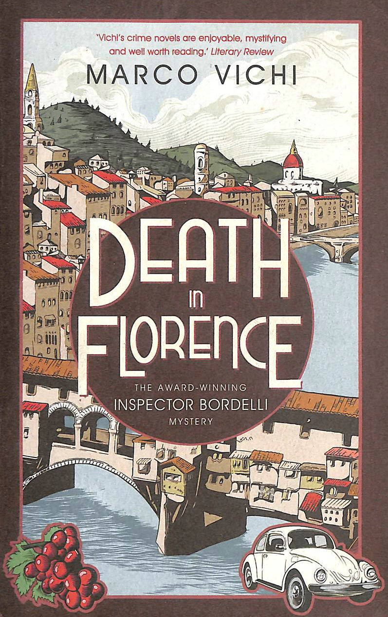 Image for Death in Florence: Book Four (Inspector Bordelli)