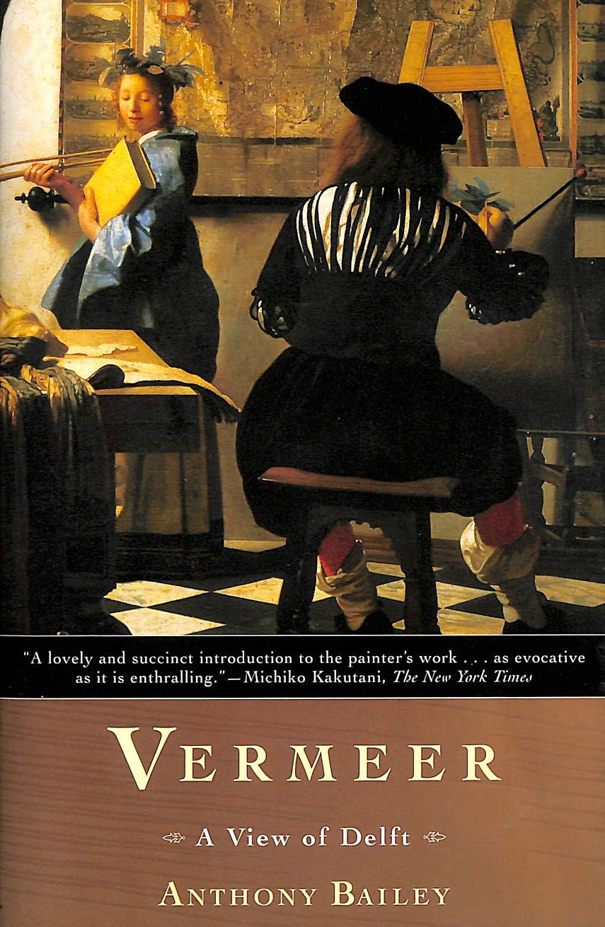 Image for Vermeer: A View of Delft