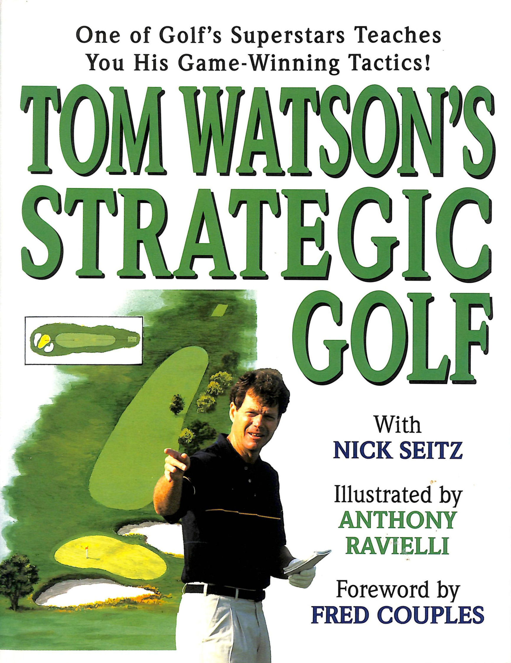 Image for Strategic Golf (Teach Yourself)