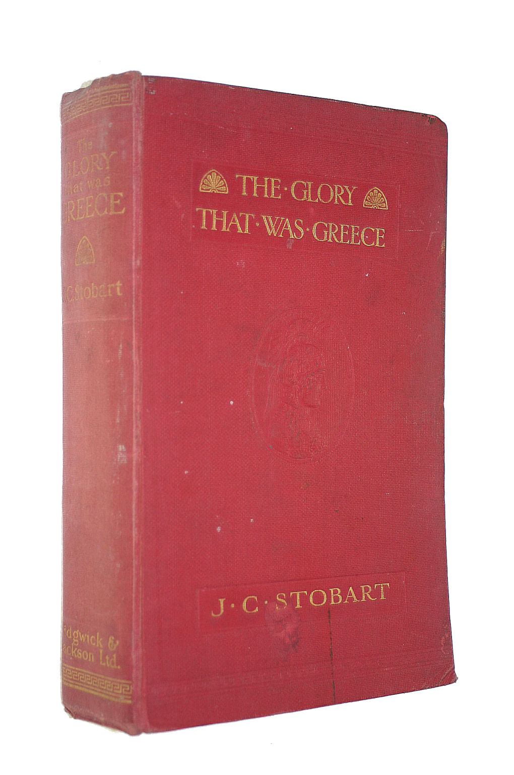 Image for The Glory That Was Greece,: A Survey Of Hellenic Culture And Civilization