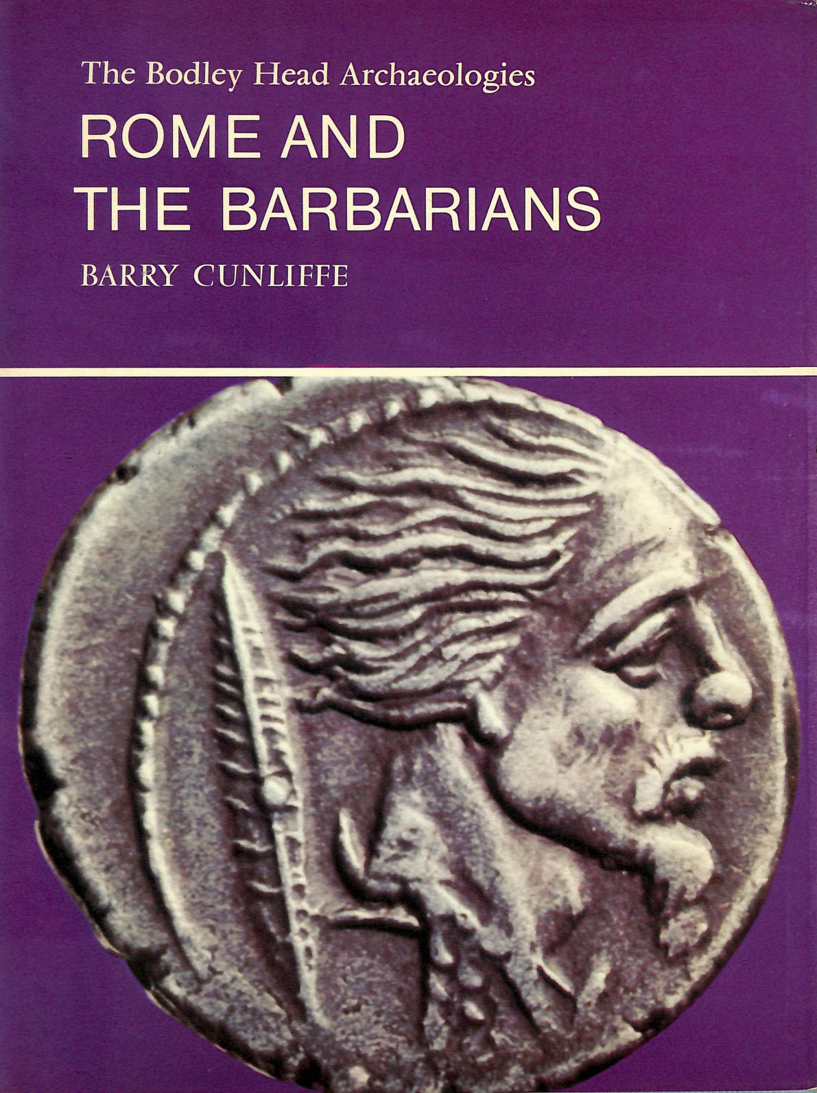 Image for Rome and the Barbarians