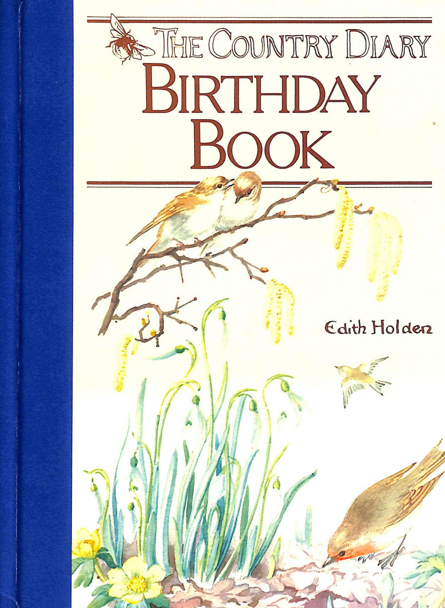 Image for Country Diary Birthday Book