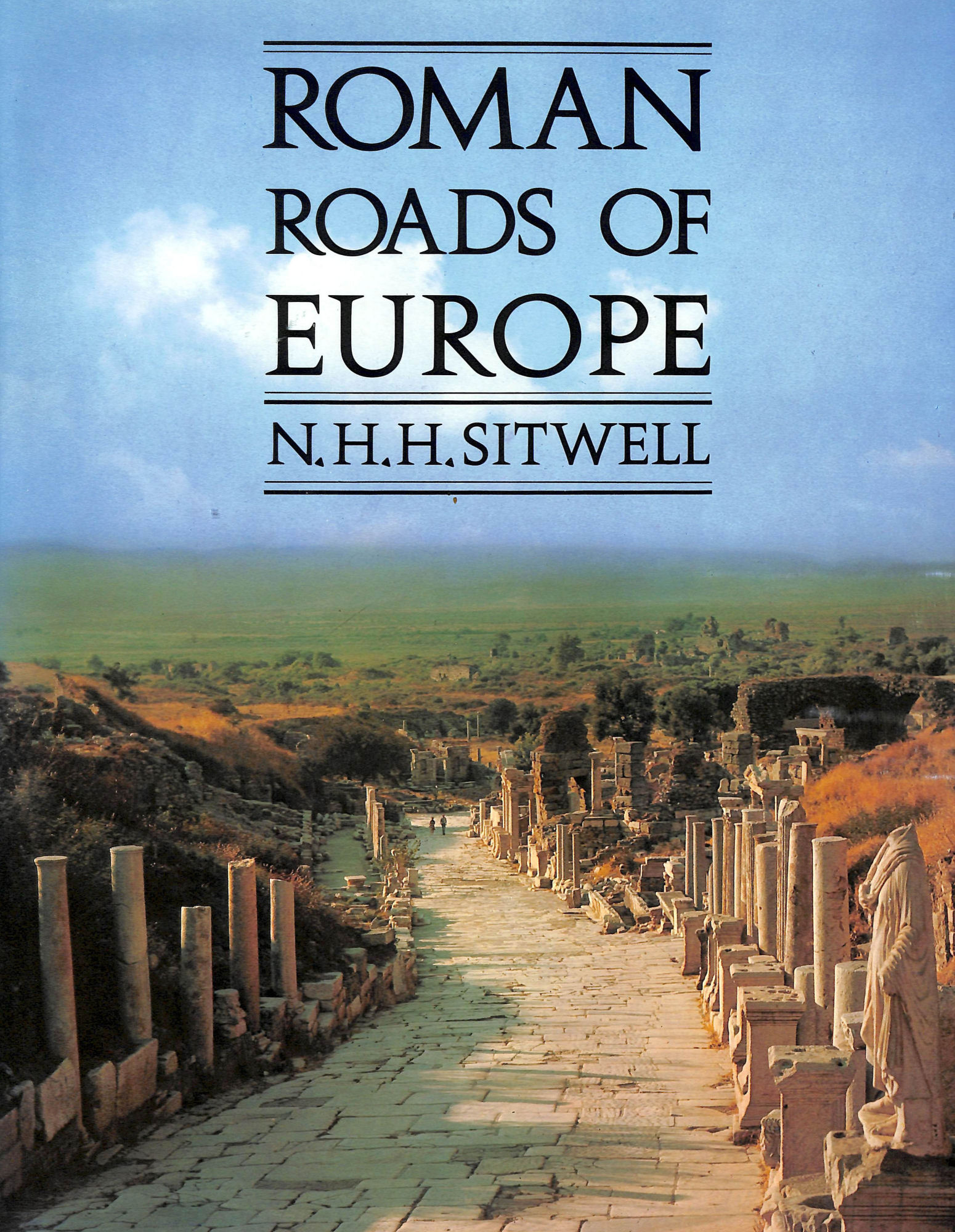 Image for Roman Roads of Europe