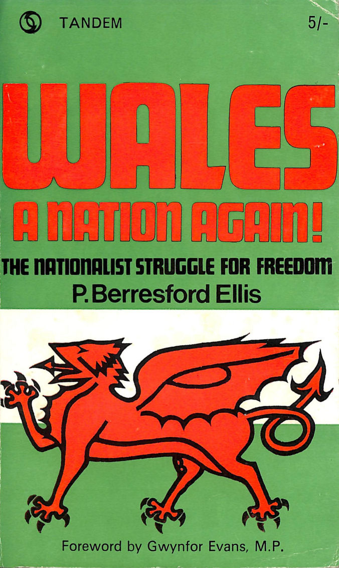 Image for wales a nation again the nationalist struggle for freedom