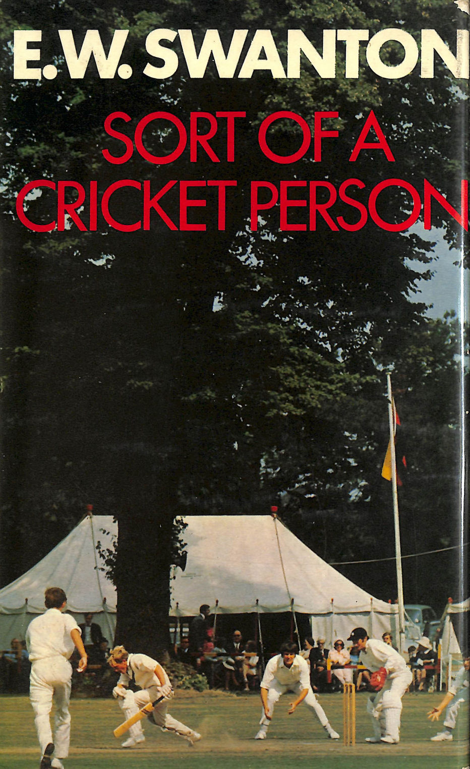 Image for Sort of a Cricket Person