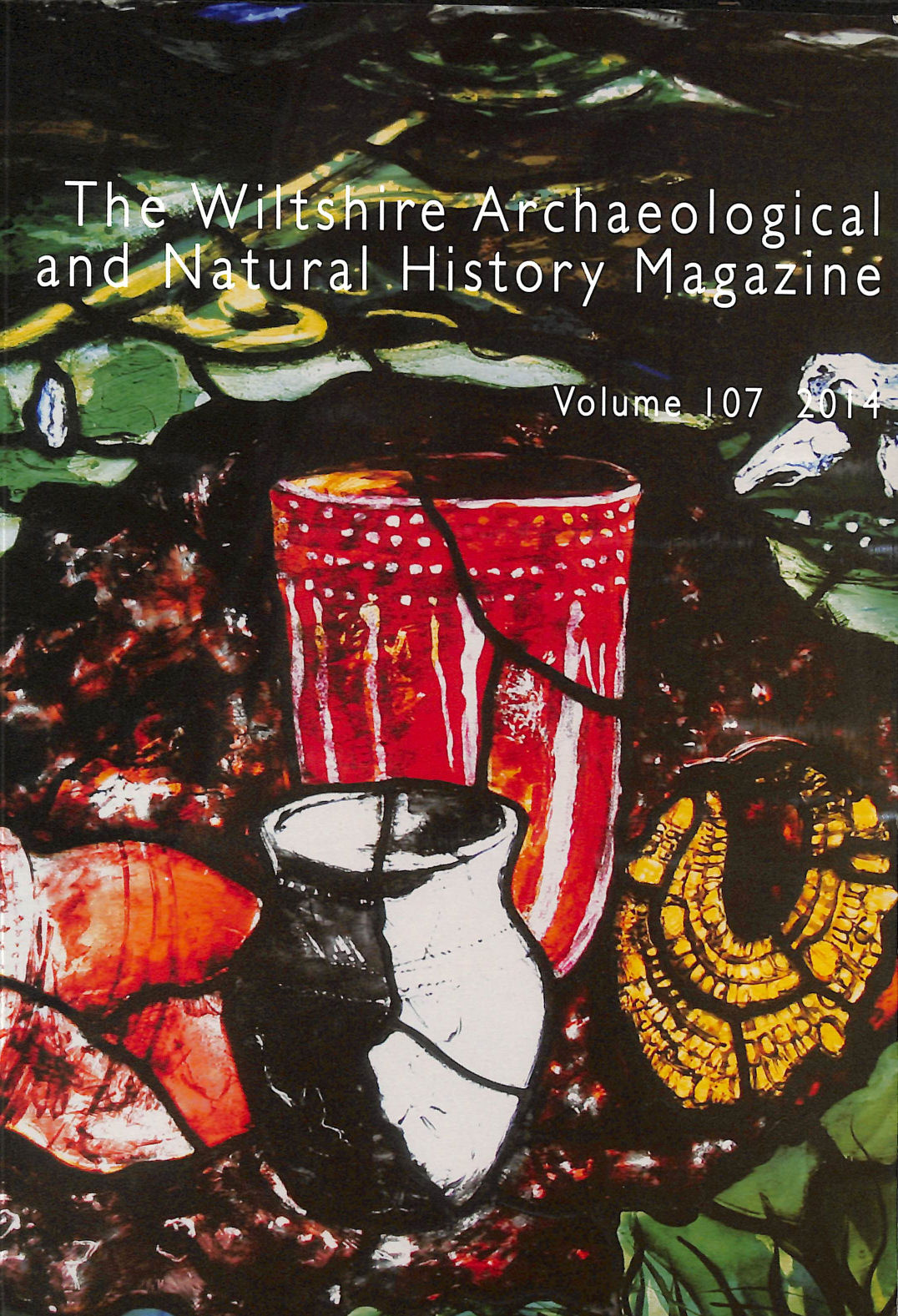 Image for The Wiltshire Archaeological and Natural History Magazine volume 107 2014