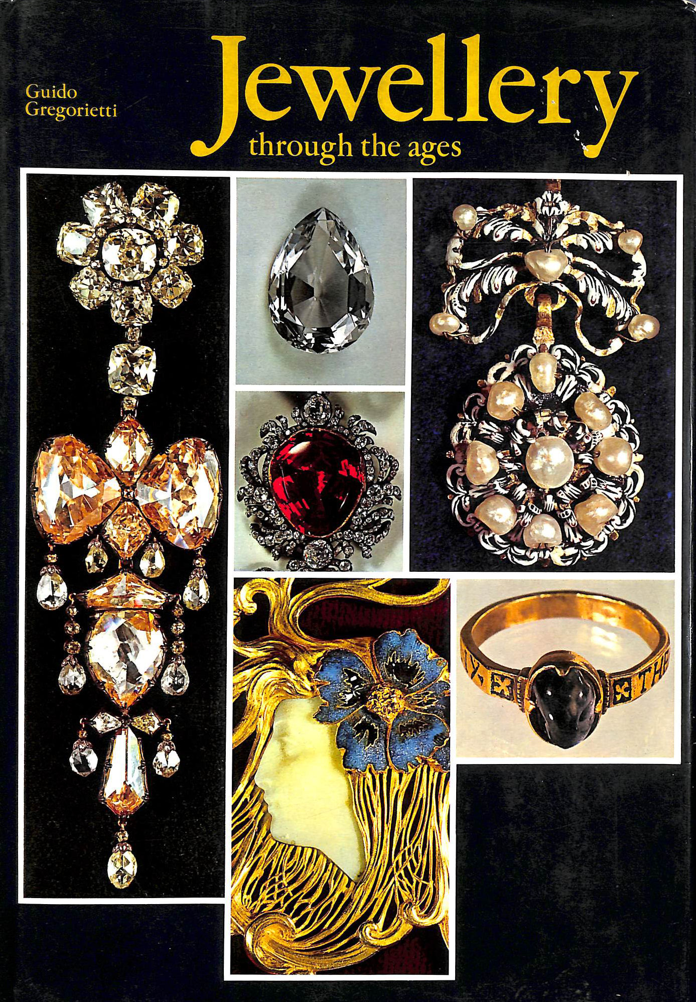 Image for Jewellery Through the Ages