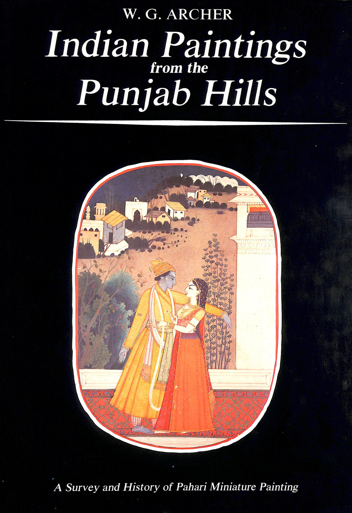 Image for Indian Paintings from the Punjab Hills