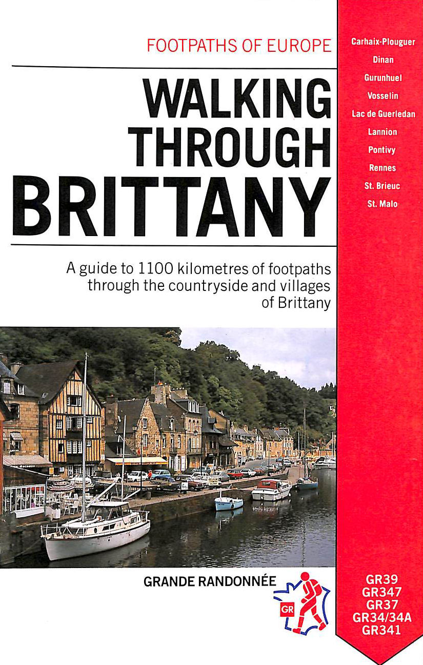 Image for Walking Through Brittany (Footpaths of Europe)