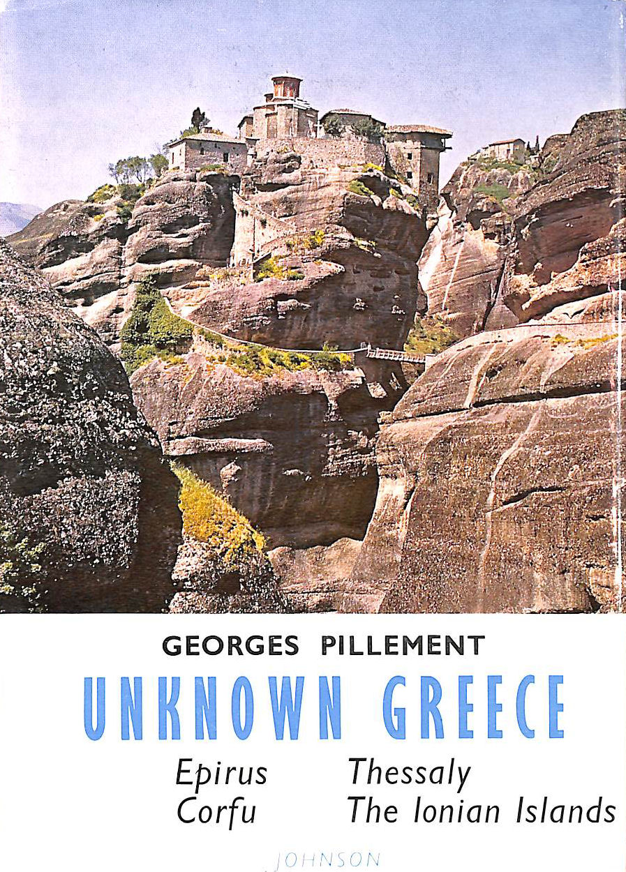 Image for Unknown Greece: v. 2 (Archaeological Travel Itinerary)