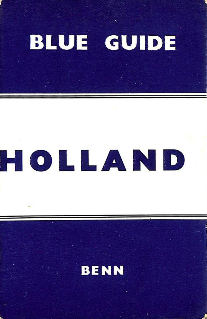 Image for Holland (Blue Guide)